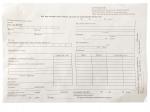 Отчет об использовании средств, предоставленных на командировку или под отчет
